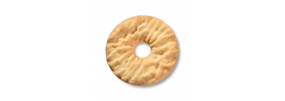 HILL COCONUT RINGS 150g