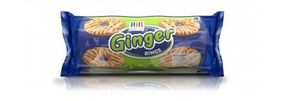 HILL GINGER RINGS 150g