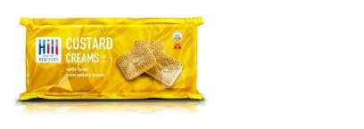 HILL CUSTARD CREAMS 300g