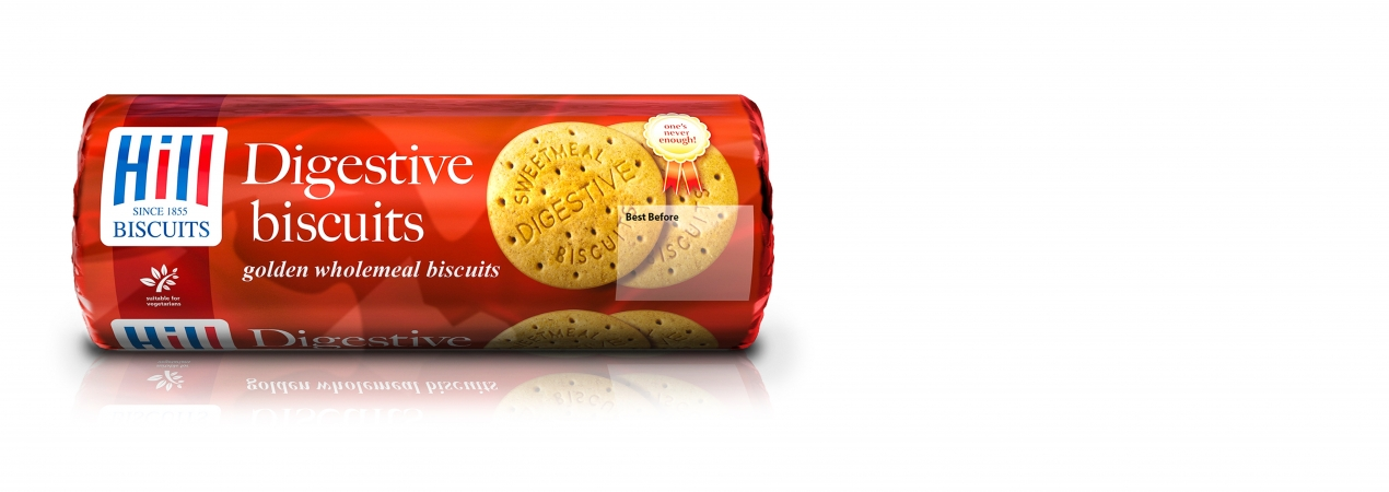 Hill Biscuits DIGESTIVE ROUNDS packet