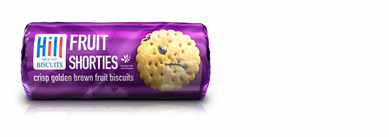 Hill Biscuits FRUIT SHORTIES packet