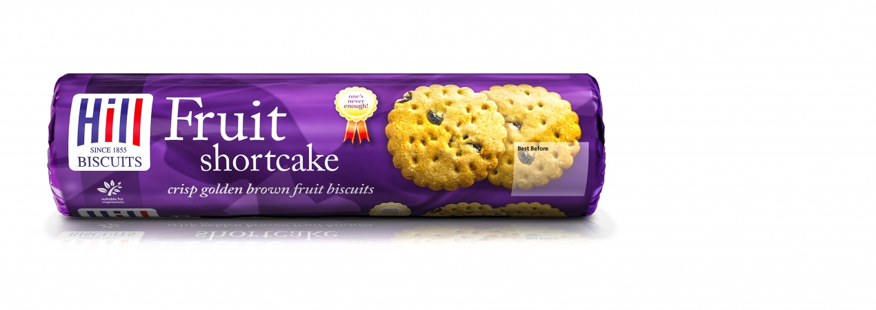 Hill Biscuits FRUIT SHORTCAKE packet