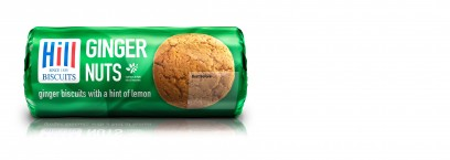 HILL GINGER NUTS 150g