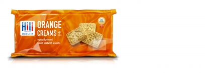 HILL ORANGE CREAMS 300g