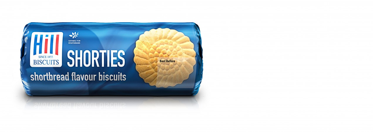 Hill Biscuits SHORTIES packet