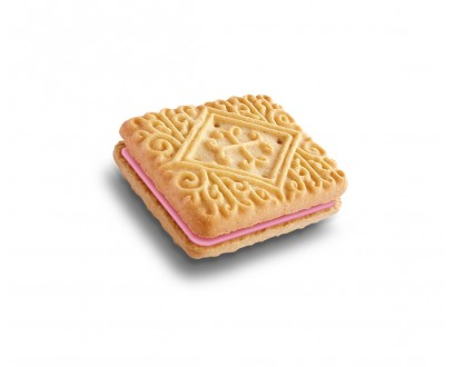 STRAWBERRY CREAMS biscuit image