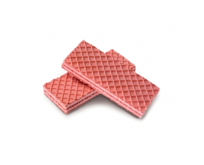 PINK WAFERS biscuit image