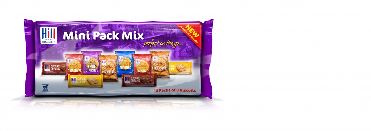 Hill Biscuits MINI PACK MIX packet
