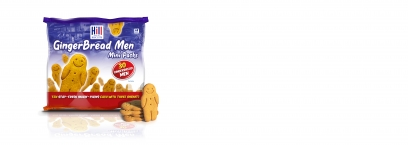 HILL GINGERBREAD MEN 300g