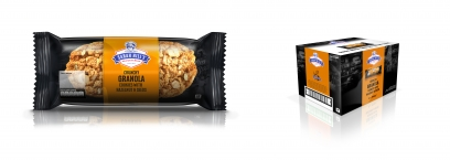 Sarah Hill Crunchy Granola Cookies with Hazelnut & Seeds